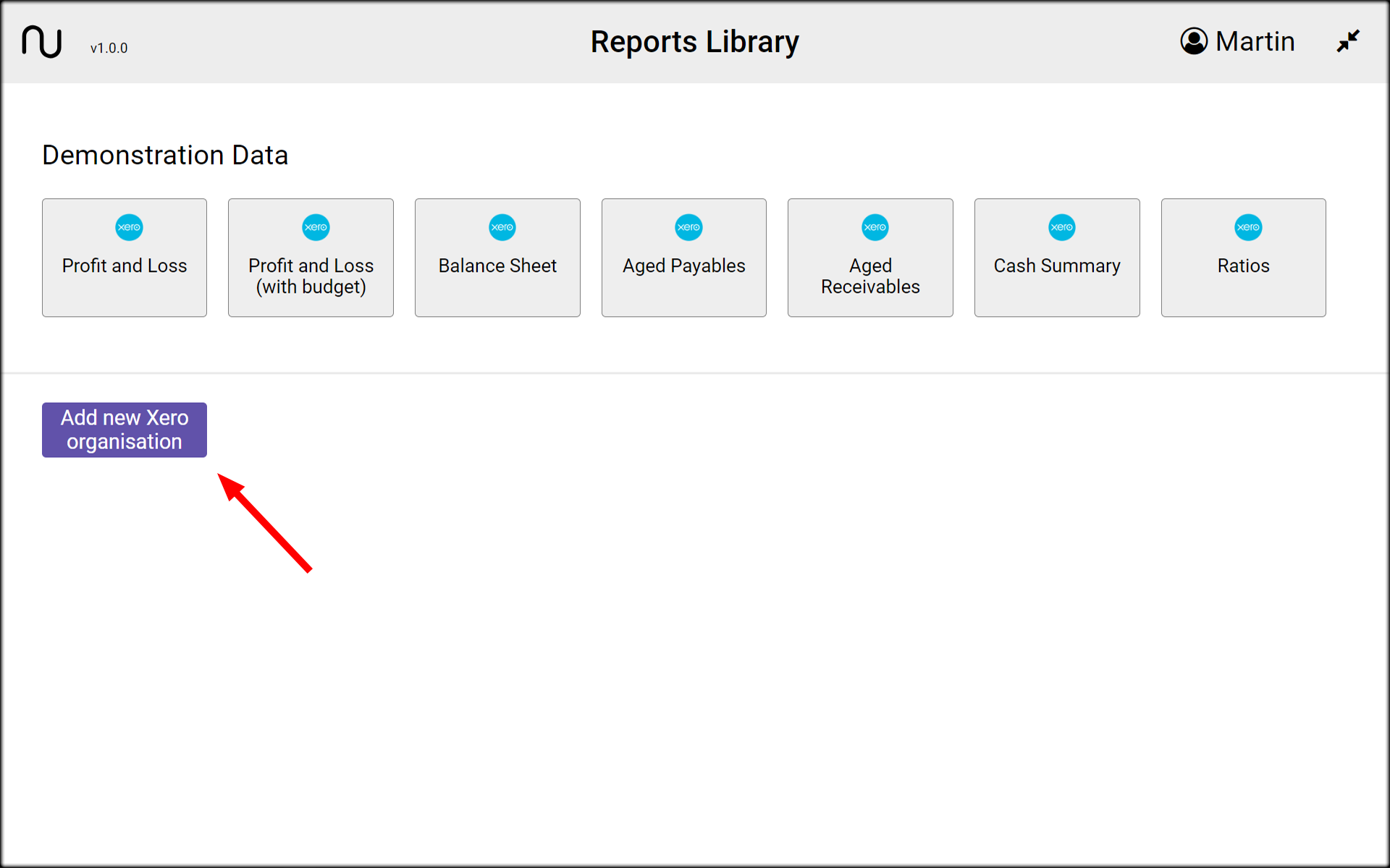reports library